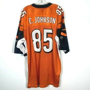Chad Ochocinco Johnson Cincinnati Bengals Jersey